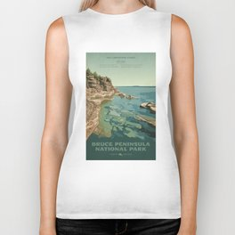 Bruce Peninsula National Park Biker Tank