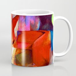 Franz Marc The Foxes Coffee Mug
