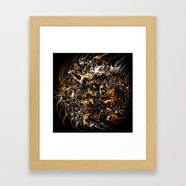 Eagles Framed Art Print