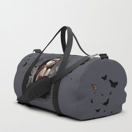 Surreal doll 1 Duffle Bag