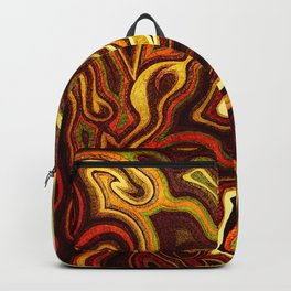 Abstract #1 - I Glow Backpack