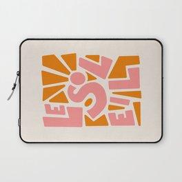 Le Soleil French Sun Laptop Sleeve