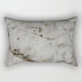 alabaster Rectangular Pillow