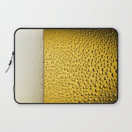 Beer Bubbles 1 Laptop Sleeve