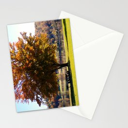Picnic Table Stationery Cards
