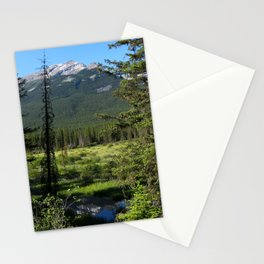 Beautiful Bow Valley Stationery Cards