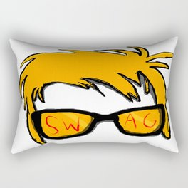 Ginger Swag: Swaggy G Rectangular Pillow