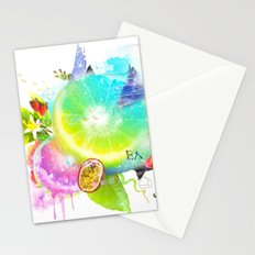 Acid Lima Stationery Cards