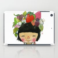 spring iPad Cases featuring Spring  by Young Ju