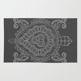 Pattern Tortoise  Rug