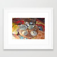 welcome Framed Art Prints featuring Welcome by Laake-Photos