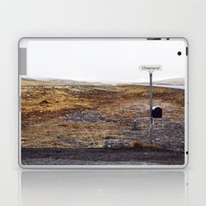 Post box, Iceland Laptop & iPad Skin