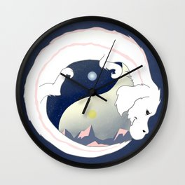 Infinity Falcor Wall Clock