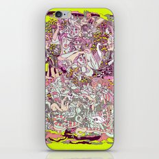 albino  iPhone & iPod Skin