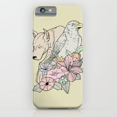 si canem corvus iPhone 6s Slim Case