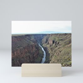 Rio Grande Gorge Mini Art Print