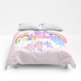 g1 my little pony Comforters