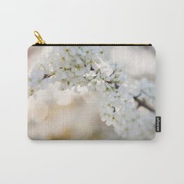 Blossom and Bloom Carry-All Pouch