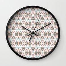 Acostada Wall Clock