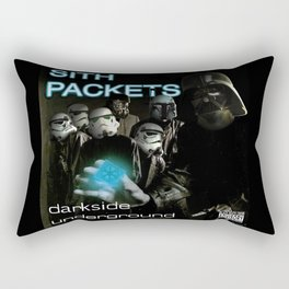 Darkside Undergound Sith Packets Rectangular Pillow
