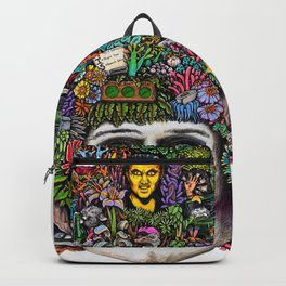 THE GOLDEN GOD Backpack
