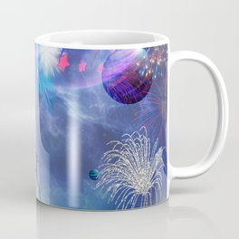 Majestic Statue Of Liberty Coffee Mug