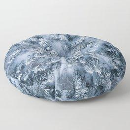 Snow white Floor Pillow