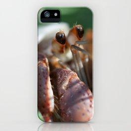 Mr. Crabs iPhone Case