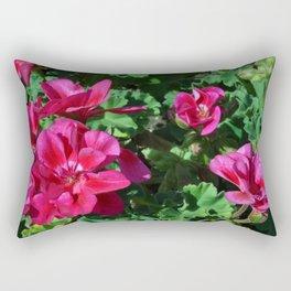 Geranium Rectangular Pillow