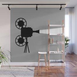 Movie Cine Projector Wall Mural