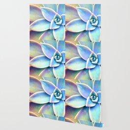 Bright Succulent Wallpaper