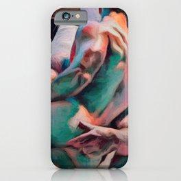 Sweet Caress iPhone Case
