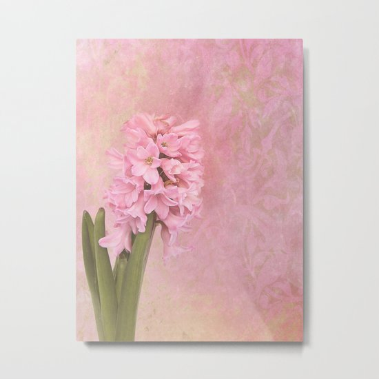 FORERUNNER OF THE SPRING Metal Print