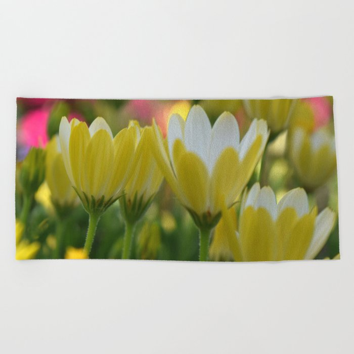 May Flowers For Mom Beach Towel