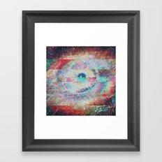 Soul Eye Framed Art Print