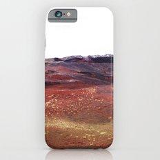 Rainbow rocks, Iceland iPhone 6s Slim Case