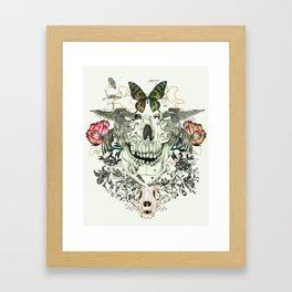 N E X V S Framed Art Print