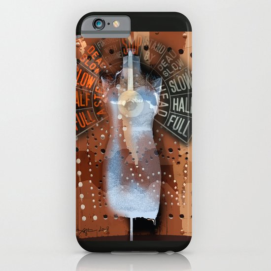 FULL SPEED AHEAD iPhone & iPod Case