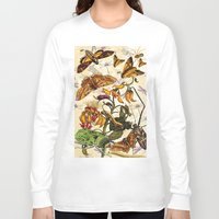 insect Long Sleeve T-shirts featuring Insect Life by Thomas Terceira