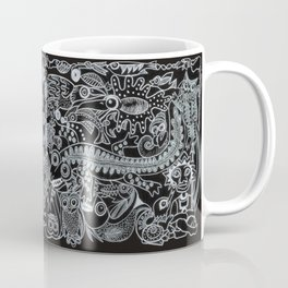 Ancient Figures II Coffee Mug