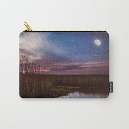 Goodnight, Louisiana Carry-All Pouch