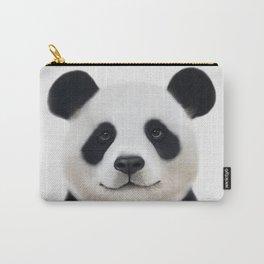 Panda print, Panda nursery art, Nursery decor, Animal art, Baby animals Carry-All Pouch