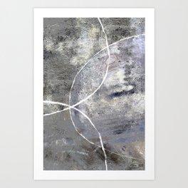 Canvas No. 1 Art Print