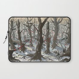 A Forest Laptop Sleeve