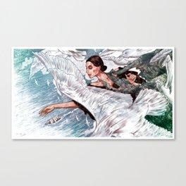 A Gaivota Canvas Print