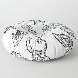 New Beginnings Floor Pillow