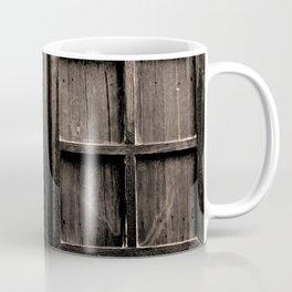 Ventana al pasado Coffee Mug