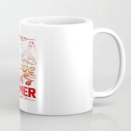 In love with a farmer Coffee Mug