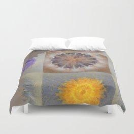 Sarcophagi Woof Flowers  ID:16165-112239-34720 Duvet Cover