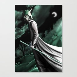 Ulquiorra Canvas Print